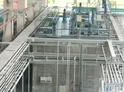 電鍍廢水處理