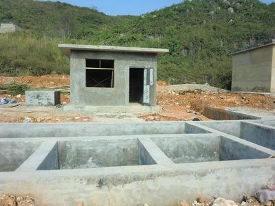 從江縣明達水泥有限公司生活汙水處理工程